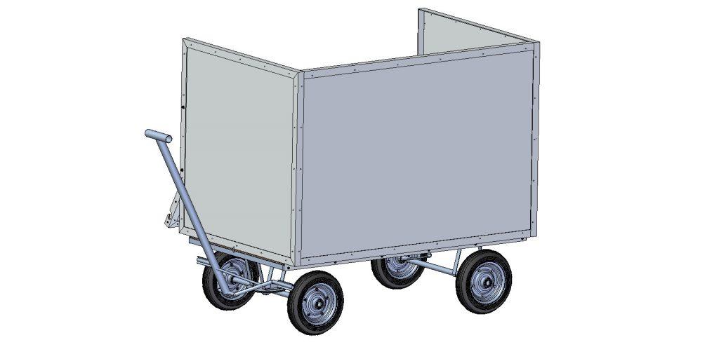 2794 - Carro de Transporte