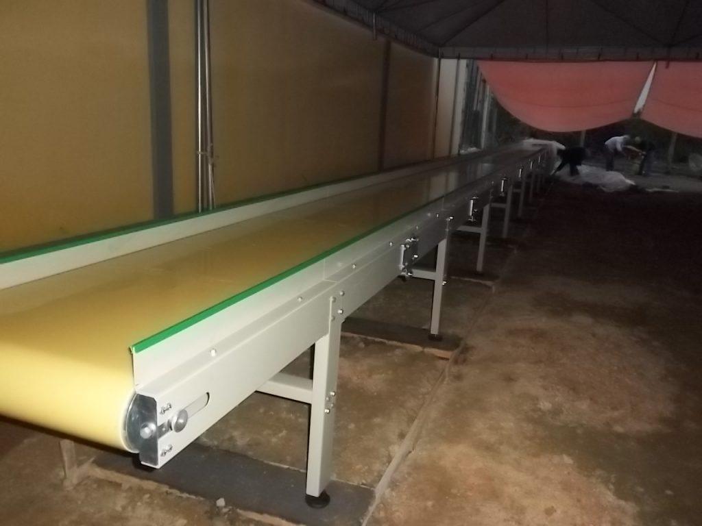 2660 - Esteira para Reciclagem 18 metros