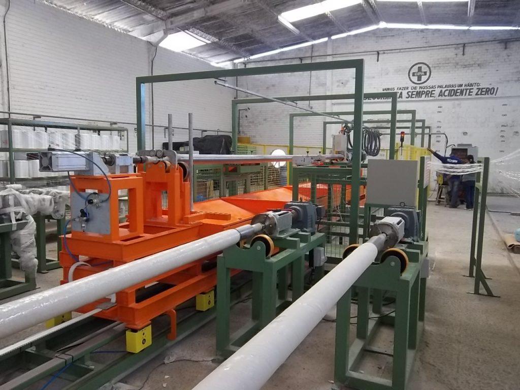 2689 - Dispositivo de Fabricação de Tubos