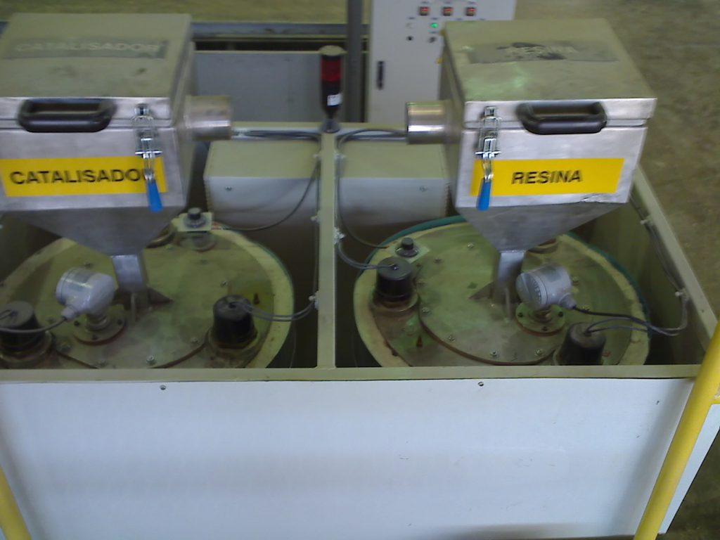 2434 - Estufa de Preparação de Resina