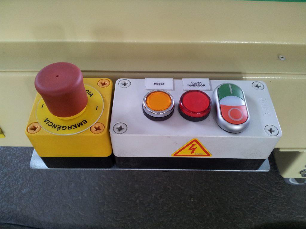 2818 - Esteira de Leitura RFID