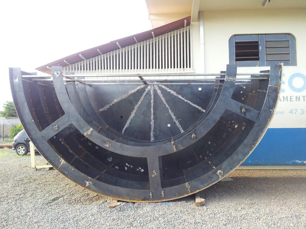 2790 - Dispositivo de Fabricação de Tanques