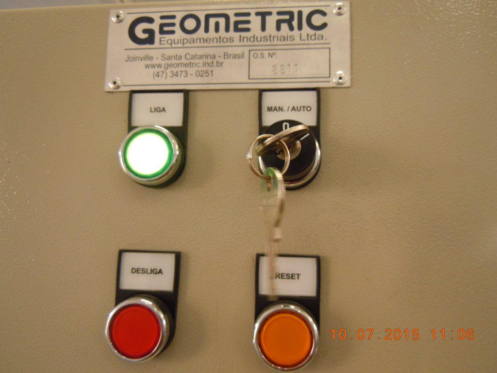2811 - Dispositivo de Teste de Estanqueidade