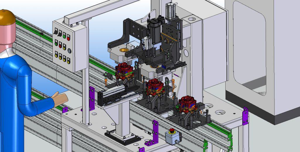 2883 - Estação de Magnetização Compacta