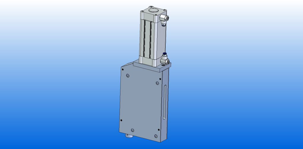 2655 - Dispositivo Multiplicador de Força para Prensas