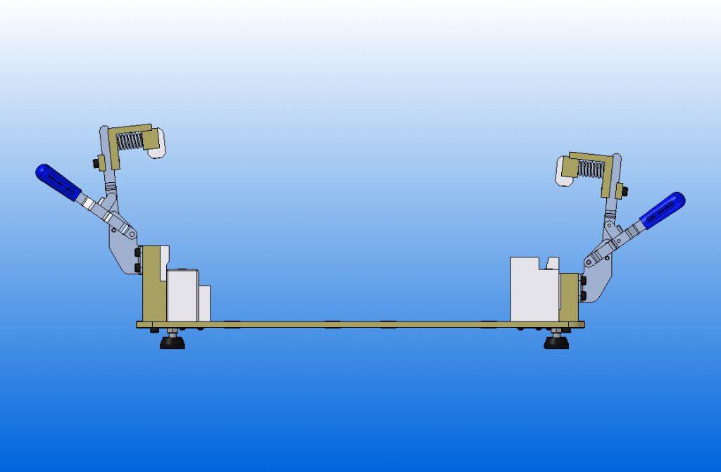 2608 - Dispositivo de Posicionamento e Colagem