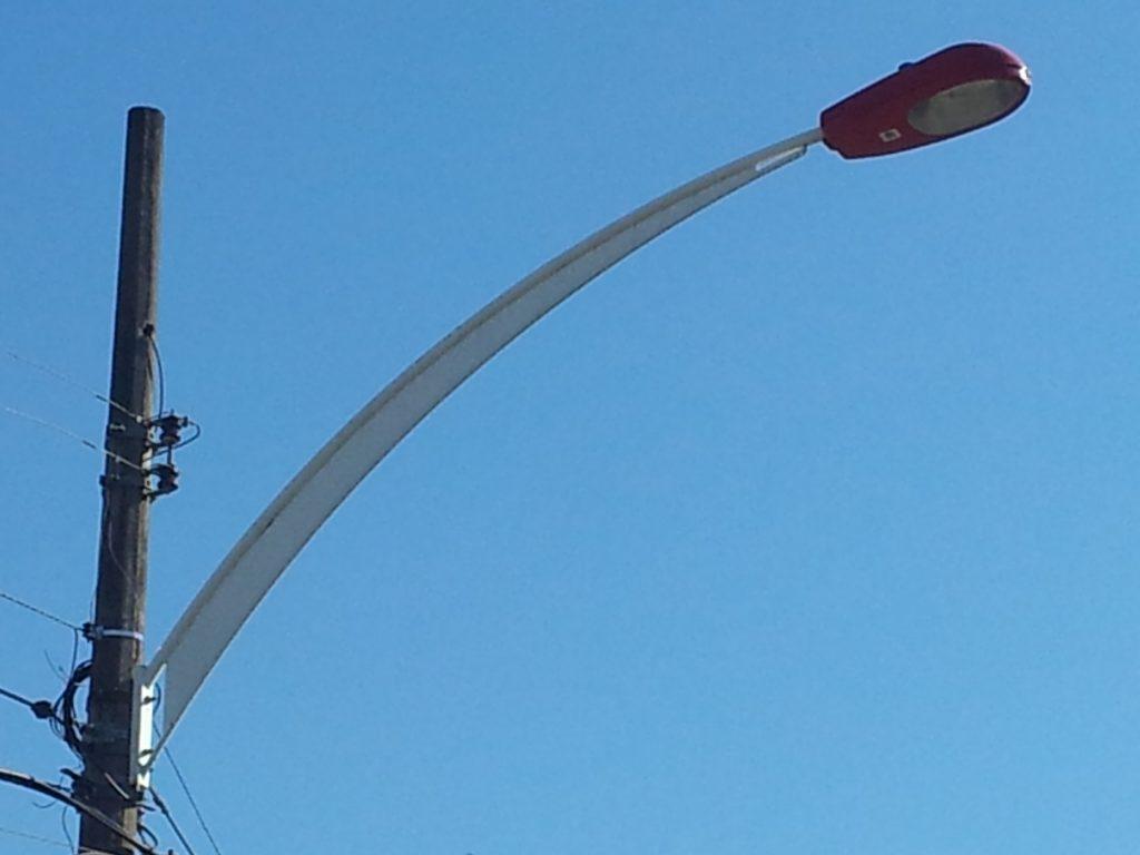 2642 - Suporte para Luminária Pública