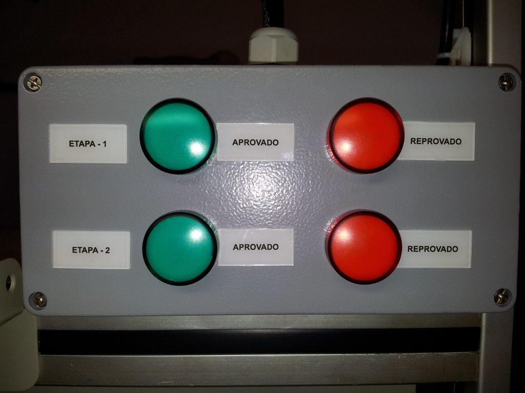 2745 - Dispositivo de Teste de Estanqueidade