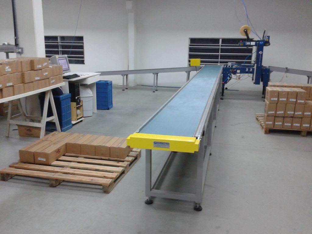 2736 - Esteiras de Processamento e Embalagem