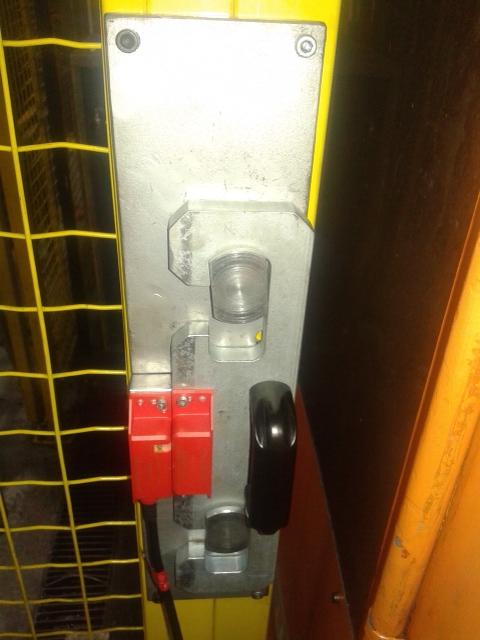 2836 - Calço de Segurança para Injetora