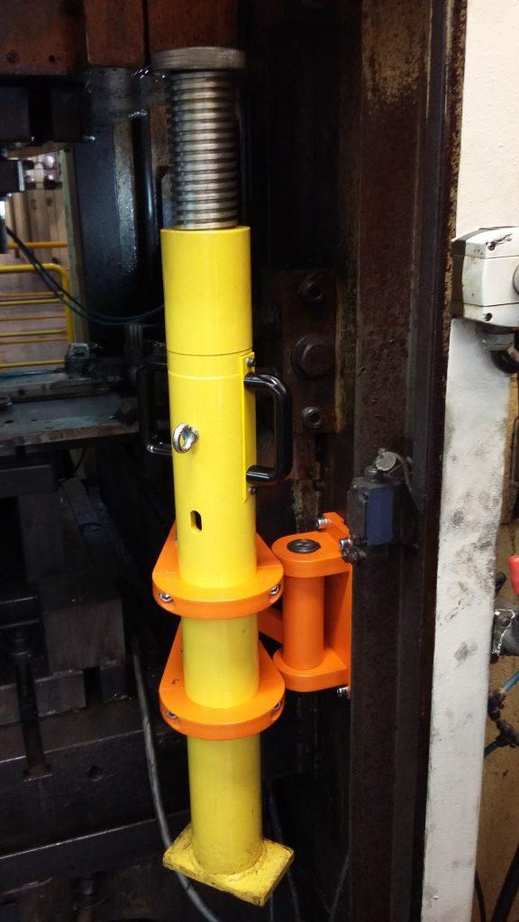 2869 - Calço de Segurança para Prensa 500 ton
