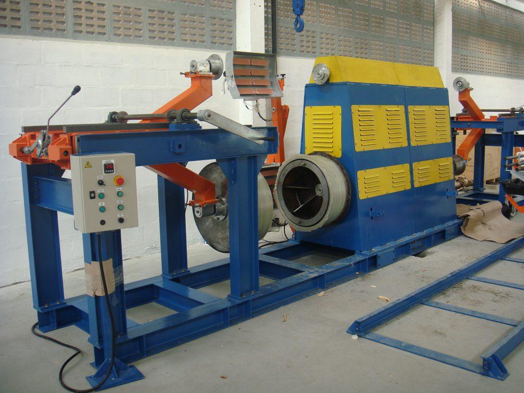 2491 - Máquina de Fabricação de Luva