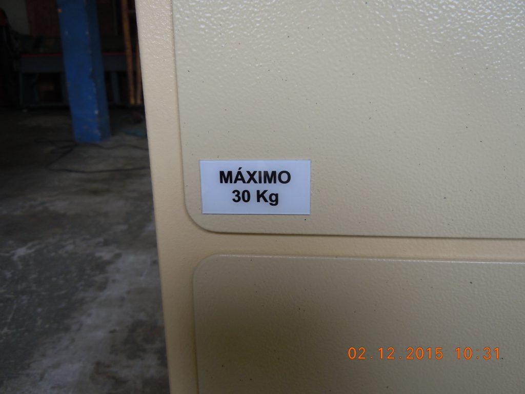 2868 - Bancada de Manutenção de Compressores