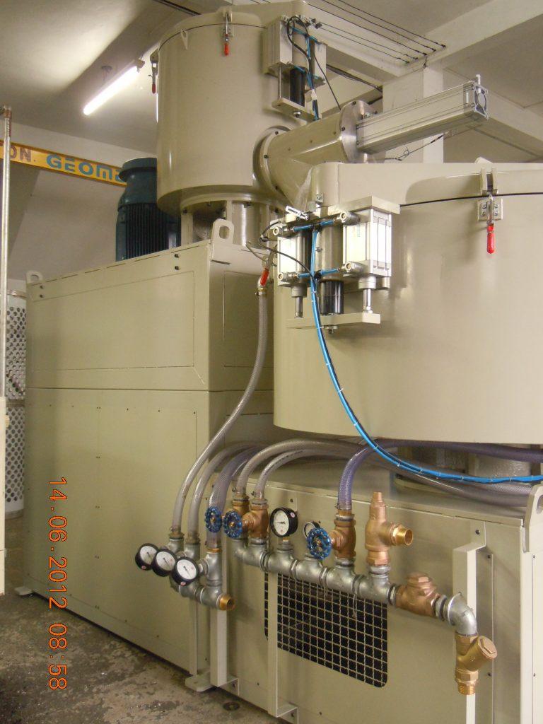 2638 - Misturador para PVC 1000 kgf hora